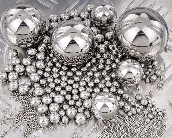 Fábrica de esferas de aço