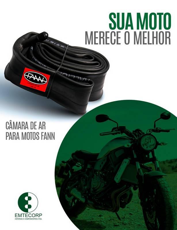 Comprar camara de ar para moto