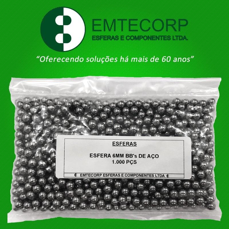 Comprar esferas de aço 4 5mm