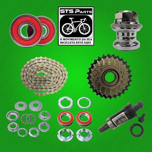 Distribuidora de peças para bicicletas