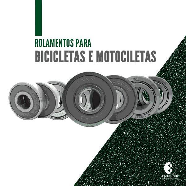 Distribuidora de rolamentos para bicicletas