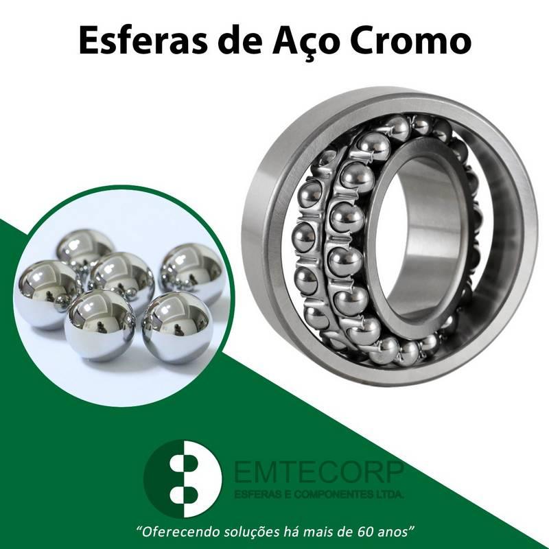 Esfera de aço 3mm