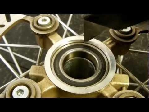 Rolamento para roda de moto