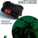 Camara de ar para moto