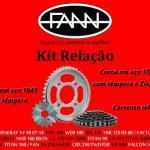 Kit relação para motos preço